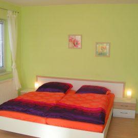 Fewo 3 - Schlafzimmer